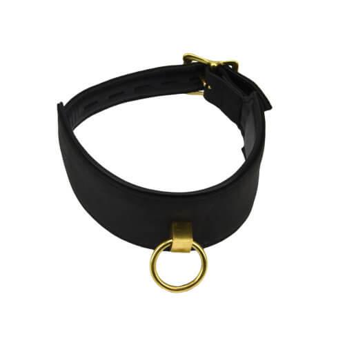 Bound Noir Bondage Collar
